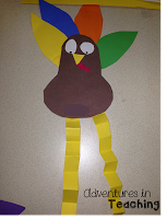 Teacherspayteachers Product Turkey Glyph