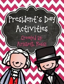 http://www.teacherspayteachers.com/Product/Presidents-Day-Unit-Common-Core-Aligned-1080489