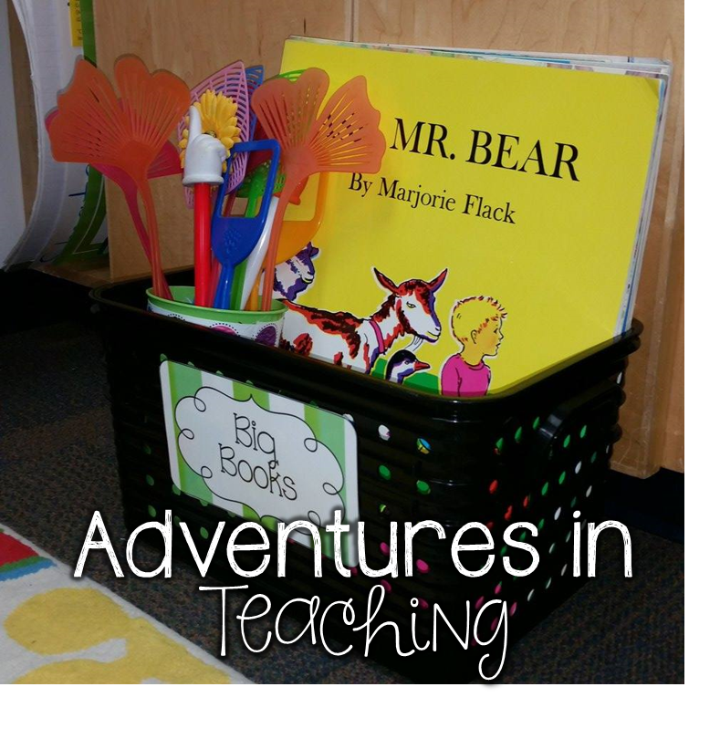 First Grade Classroom Tour