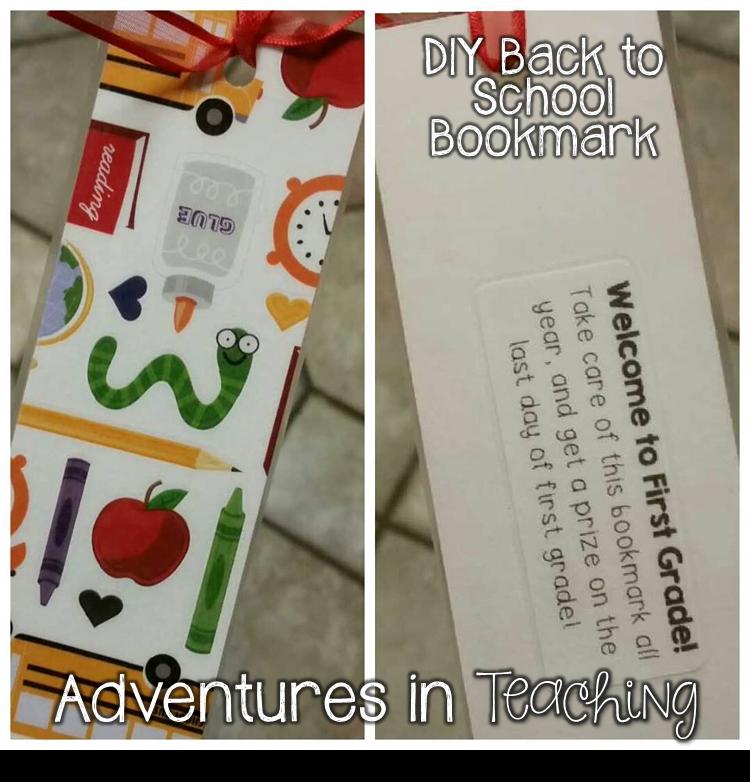 bookmark pin