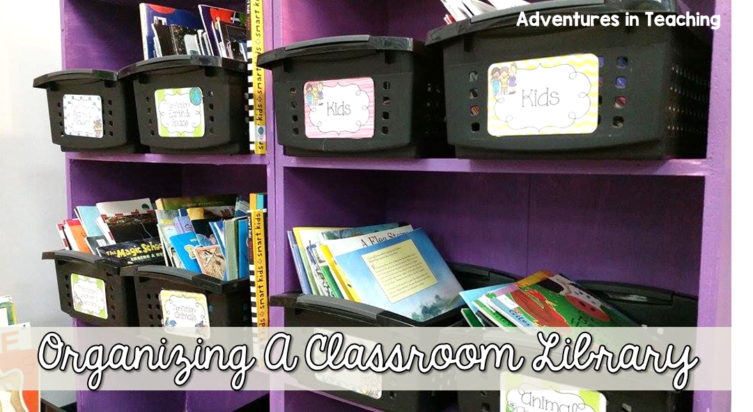 classroom library featured image