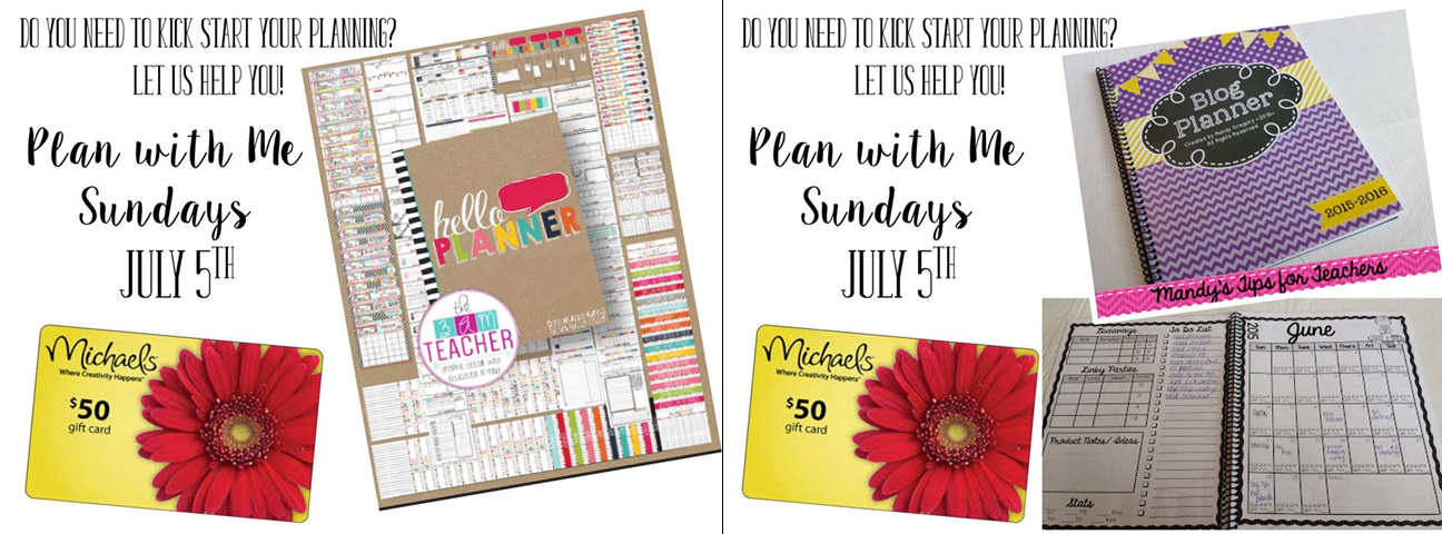 planner giveaway image