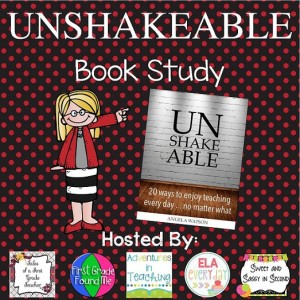 Unshakeable Book Study