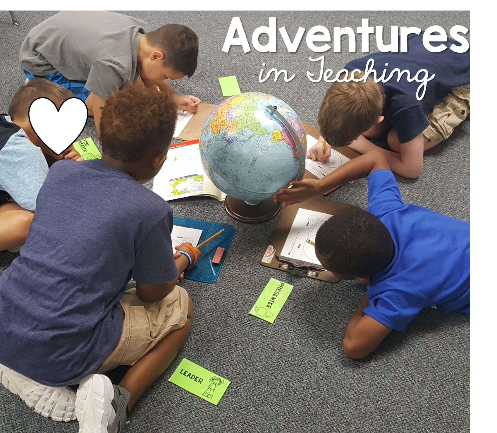 Collaborative Teaching With Students ~ Adventures in teaching a first grade